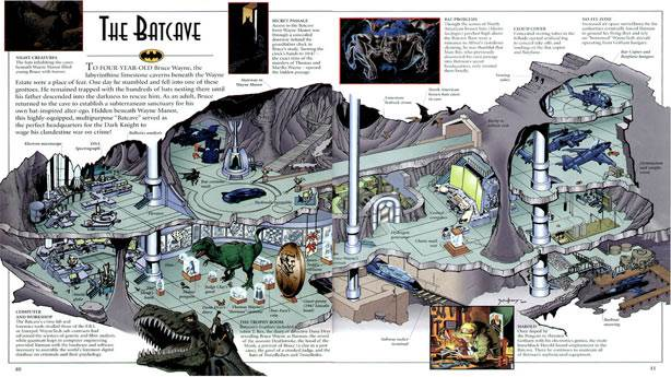 9. Batman'le özdeşen havalı şeyler çizgi romanlarla patladı
