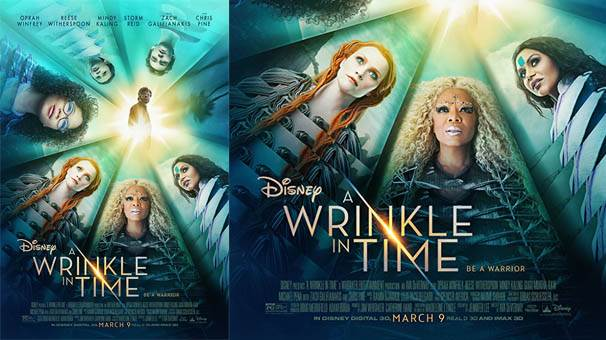 2- A Wrinkle in Time (Zamanda Kırılma)