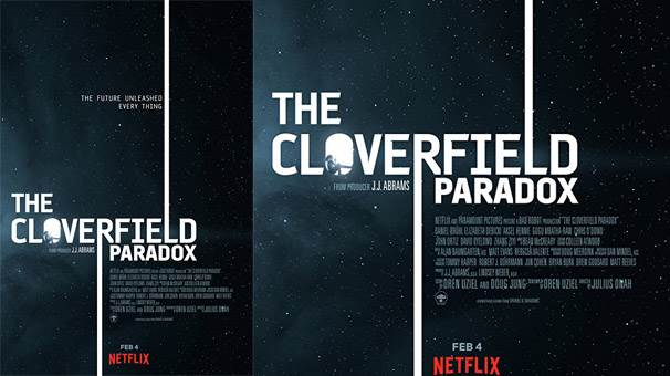 5- The Cloverfield Paradox - (Cloverfield Paradoksu)
