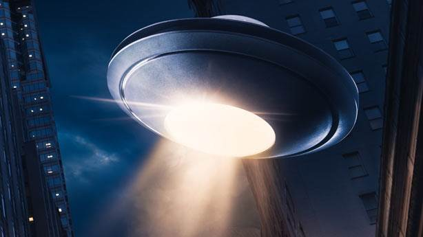 UFO, denizaltı, üs, yanardağ? Kimsin sen?