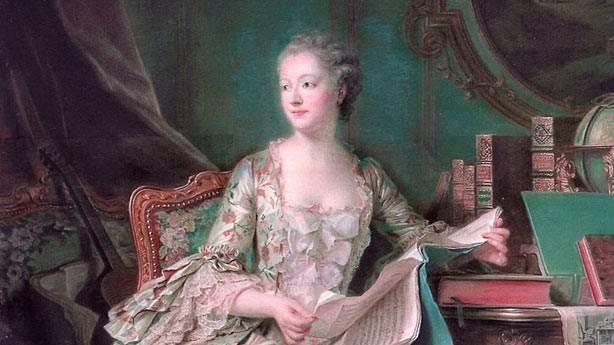 6. Madame de Pompadour