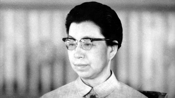 7. Jiang Qing