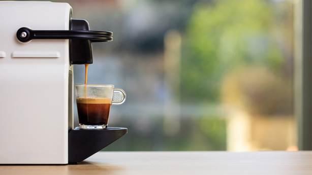 6- Kahve makinesi