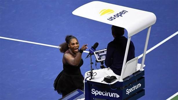 Serena Williams'ın hal ve hareketleri