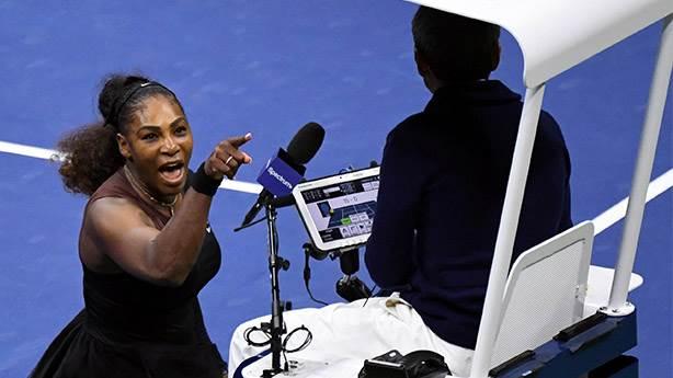 Tenis dünyasının yaramaz kızı