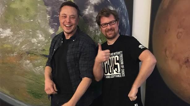 Elon Musk ve Rick and Morty hakkında bir krit'Rick'