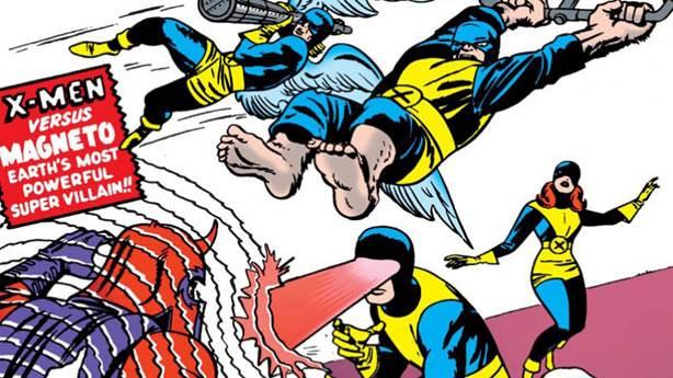 1. X-Men adı nereden geliyor?