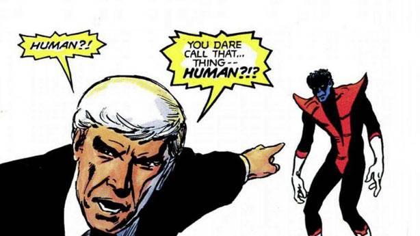 4. X-Men ve insan hakları