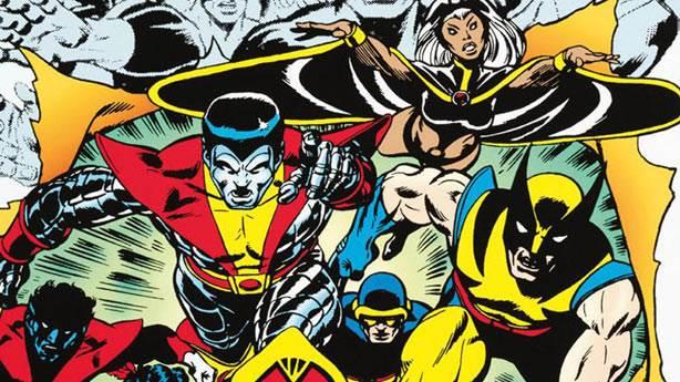7. X-Men karakterleri