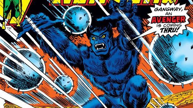 8. Mavi X-Men