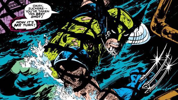 10. Wolverine en popüler X-Men karakteri