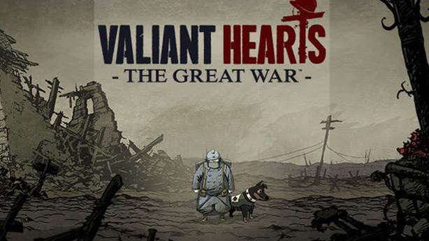 5- Valiant Hearts the Great War
