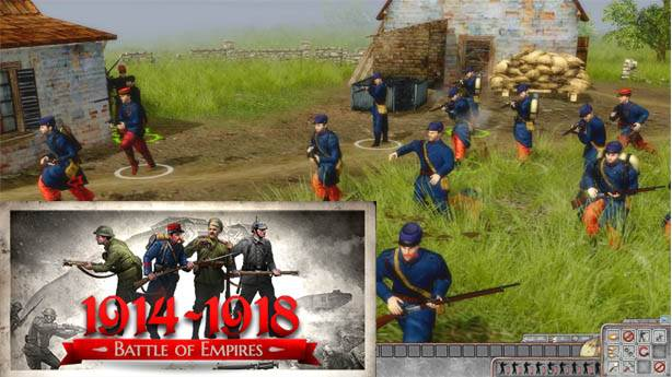 4- Battle of Empires 1914-1918