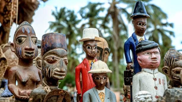 5. Batı Afrika Medeniyeti