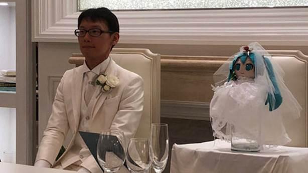 Mantık evliliğinde yapay zeka dönemi: Hologram kızla evlenmek