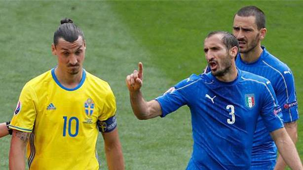 """""""Ben, İsveçliyim. Ben, yeni İsveç'im"""""""