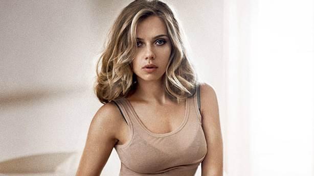 Scarlett Johansson çok mücadele etti