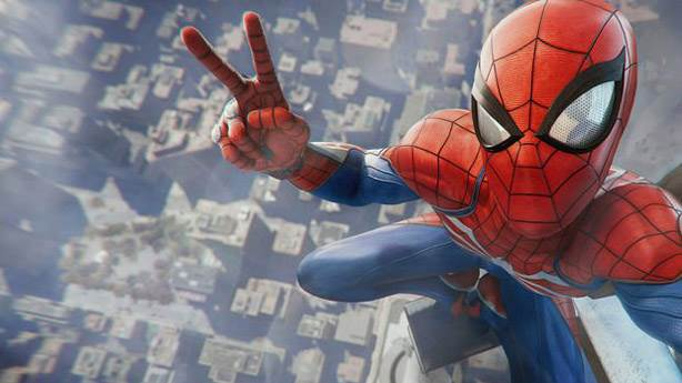 5- Marvel's Spider-Man