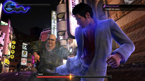 2- Yakuza 6: Song of Life