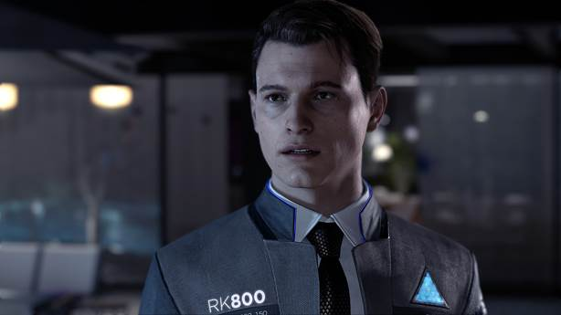 1- Detroit: Become Human