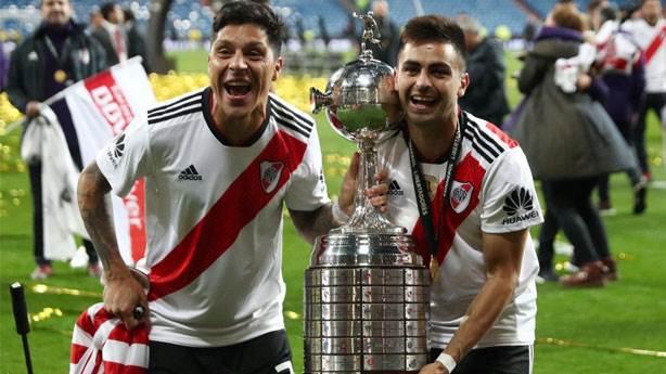 River Plate hak etti