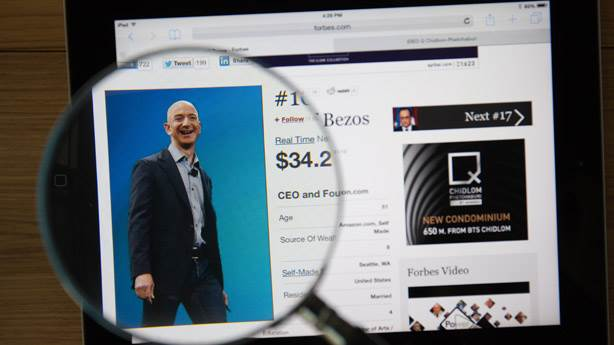 Şimdi de Jeff Bezos