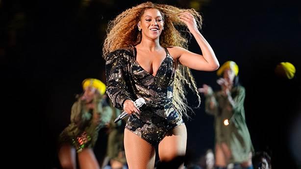 4- Beyoncé