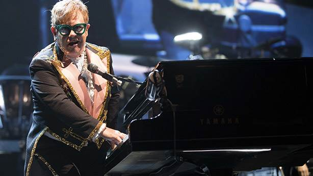6- Elton John