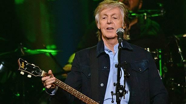 7- Paul McCartney