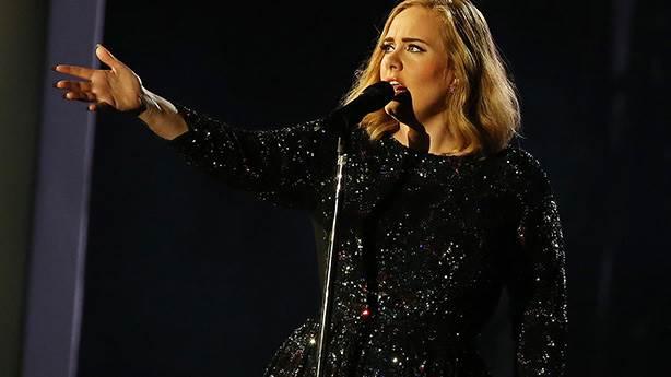9- Adele