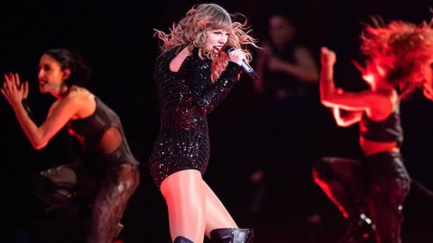 10- Taylor Swift