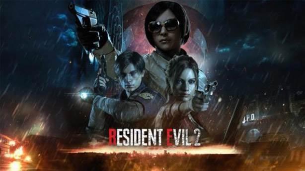 5- Resident Evil 2: Remake