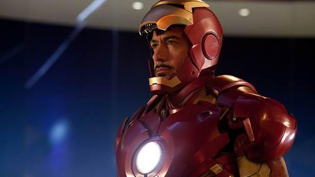 5- Demir Adam 2 (Iron Man 2)