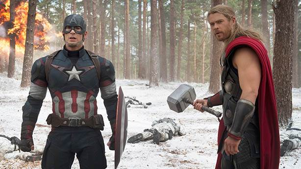 4- Yenilmezler: Ultron Çağı (Avengers: Age of Ultron)