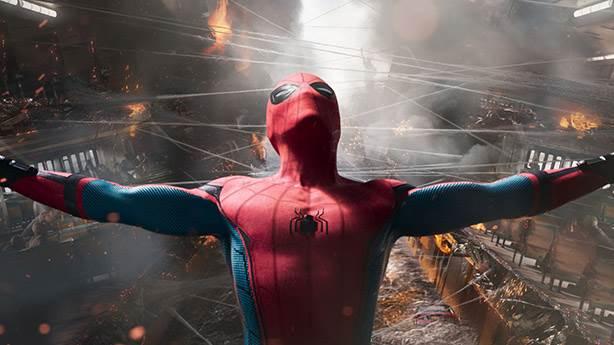 2- Örümcek Adam: Eve Dönüş (Spiderman: Homecoming)