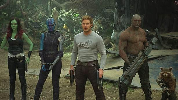 1- Galaksinin Koruyucuları (Guardians of the Galaxy)