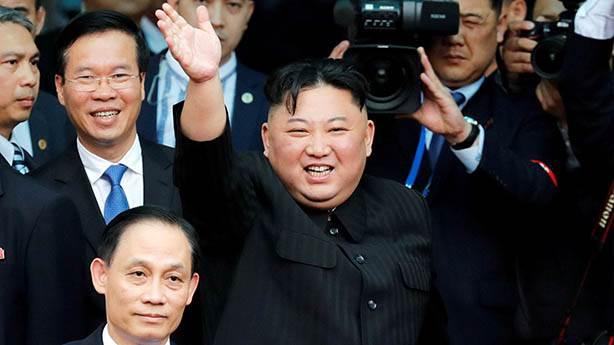 Kim Jong-Un'a bile ulaştı
