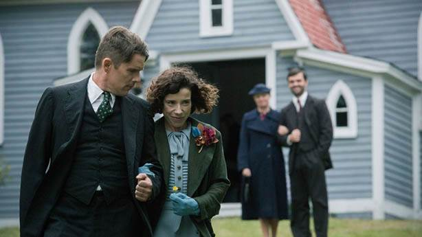 2. The Maudie