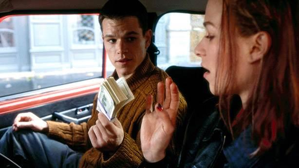 15- Geçmişi Olmayan Adam (The Bourne Identity)