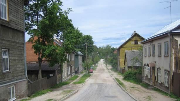 24- Supilinn (Çorba Kasabası), Estonya