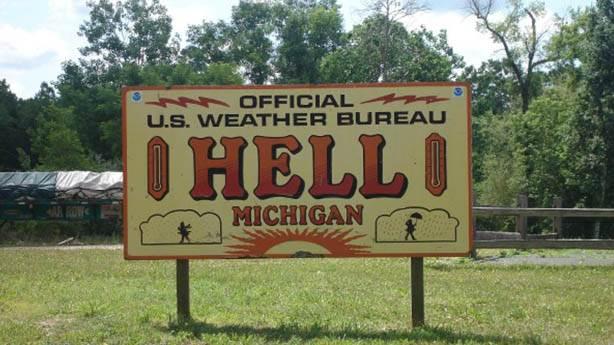 21- Hell (Cehennem), Michigan