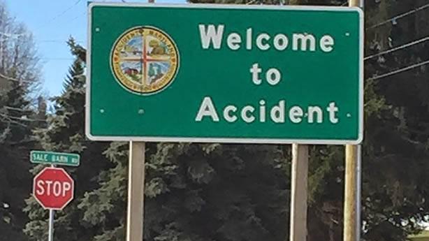 19- Accident (Kaza), Maryland