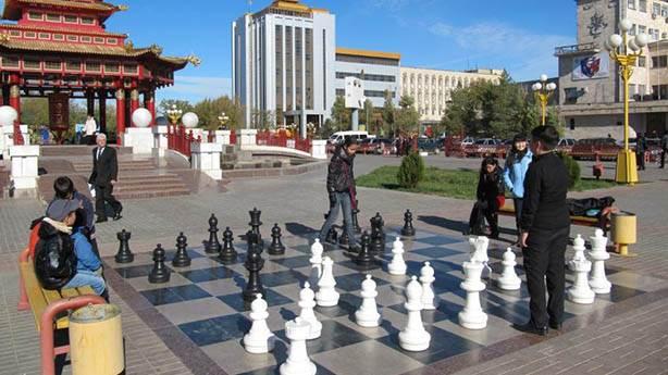 16- Elista, Rusya