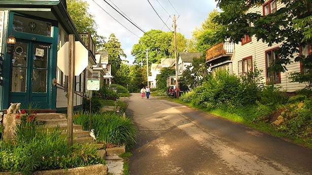 7- Lily Dale, New York