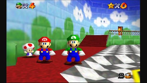 10- Mario 64