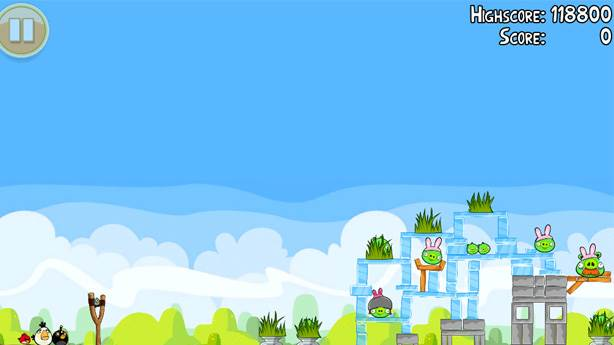 9- Angry Birds