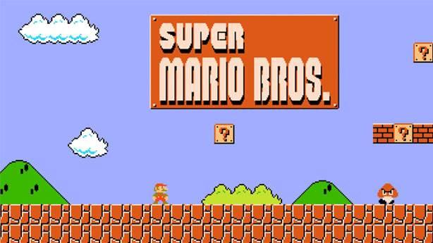6- Super Mario Bros.