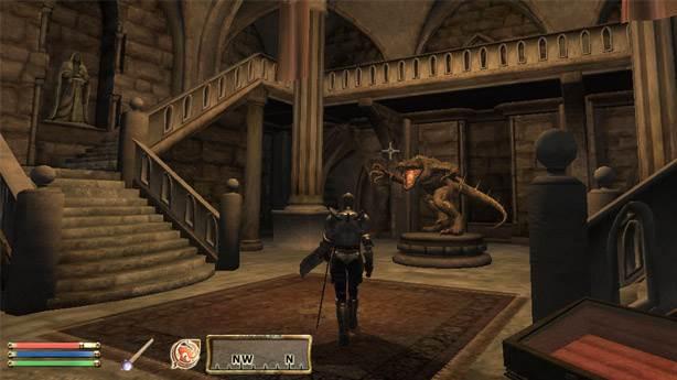 2- Elder Scrolls IV: Oblivion