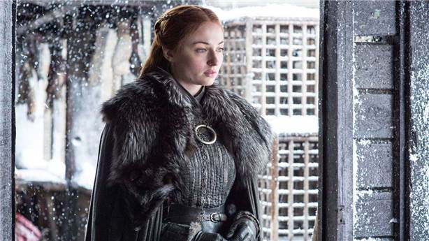2- Sansa Stark