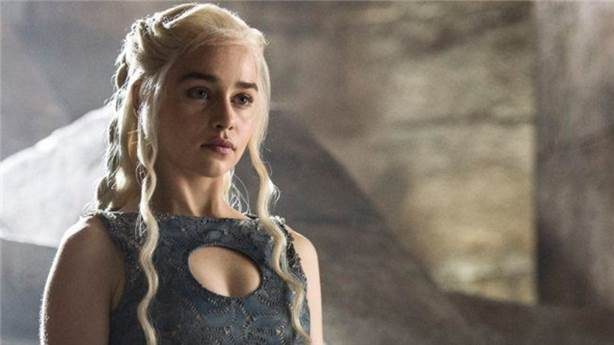 5- Daenerys Targaryen